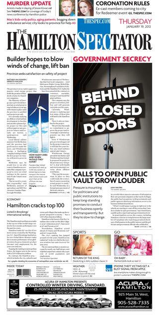 Behind doors PAGEA1