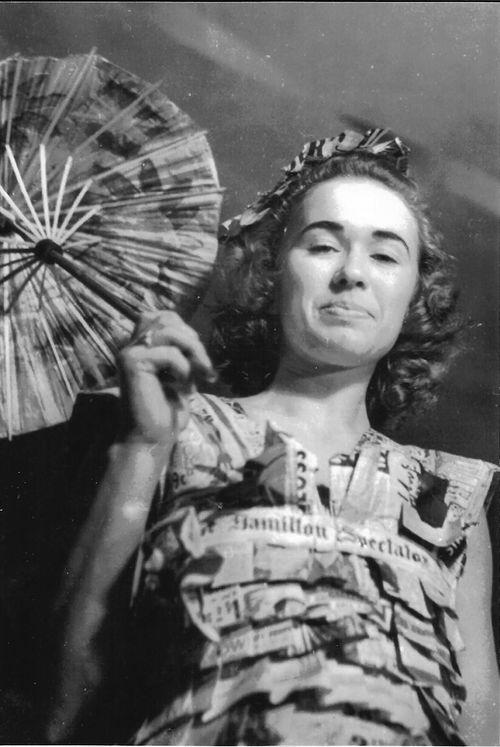 Edna Monkhouse Hamilton Spectator