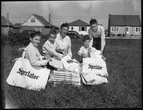 Carrier Boys 1956